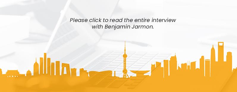 Benjamin Jarmon FACC interview