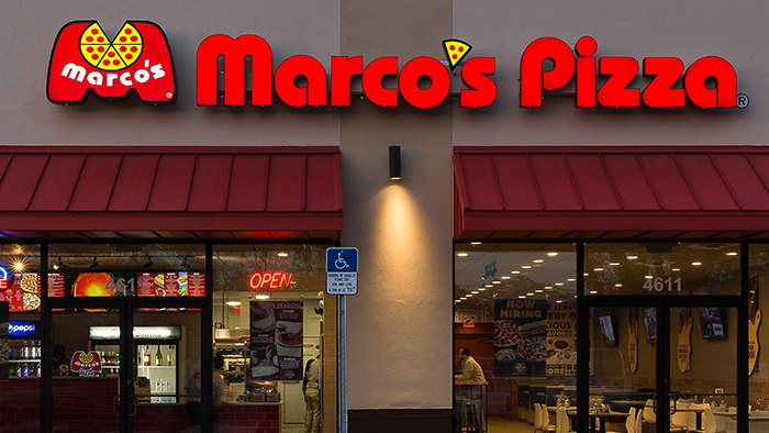 Franchise Business Plan – Marco's Pizza Featured