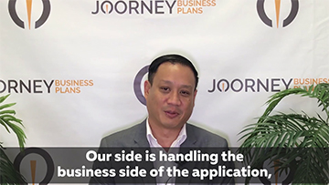 How does Joorney Business Plans work with Immigration Attorneys?
