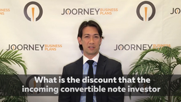 What is a convertible note in the startup funding world?