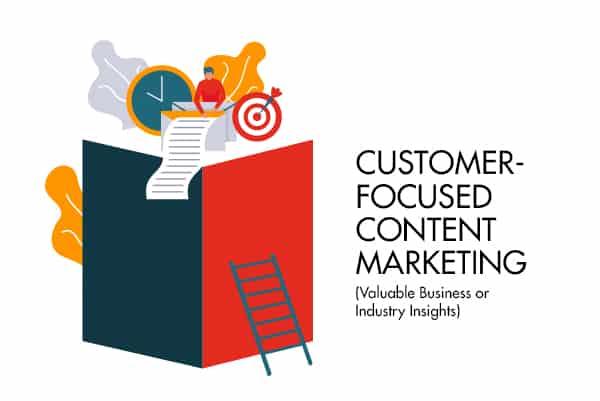 Customer-Focused Content Marketing