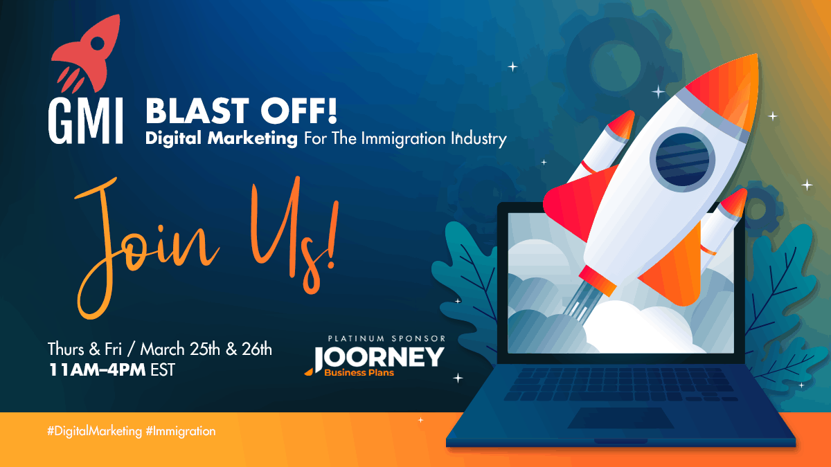 Blast Off - Digital Marketing For The Immigration Industry